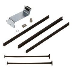 105501 Комплект аксессуаров для крепления профиля лицевой крышки привода A1000/A1400 высотой 140 мм