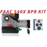 FAAC 540 X BPR привод (ворота до 25 кв.м.)