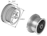 Барабан 11006 для выс. подъема OMI54HL (пара)