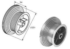 Барабан 11007 для выс. подъема OMI120HL (пара)