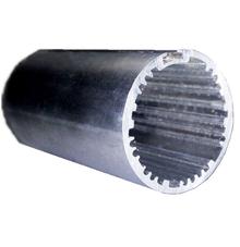 Алюминиевая трубы D=45мм для ад. и пер. 40х1.5 1781253 L=6000mm
