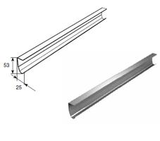 Направляющая вертикальная 21100/M L=6000mm