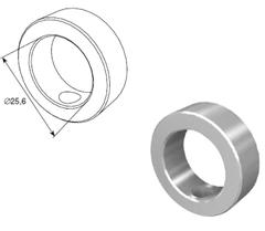Кольцо стопорное в сборе 25025M-01