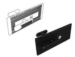 25074KN Комплект замка одностороннего для секционных ворот ISD