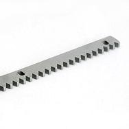 Рейка зубчатая на болтах 30*12 мм / 1метр /262-30x12
