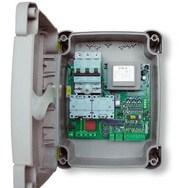 Блок управления A60/A NICE для двух электроприводов 220В (двустворчатые распашные ворота)