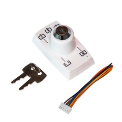 AD-32 Переключатель (пятирежимный) режимов работы с ключом