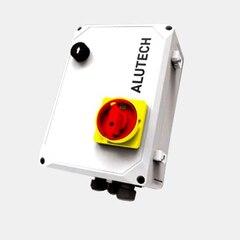 CUL01 Блок управления уравнительной платформы Alutech с поворотной аппарелью