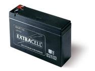 Аккумуляторная батарея NICE B12-B резервного питания для блока управления A924, шлагбаумов WIL (WIL комплектуется платой подзарядки CARICA
