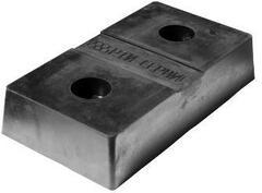 Бампер резиновый 450х250х100мм