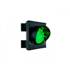 Светофор светодиодный C0000704.1 1-секционный зелёный 230В