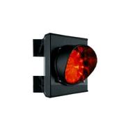 Светофор светодиодный C0000705.1 1-секционный красный 230В