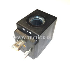 C166401OH2 Катушка электромагнитного клапана S2-CE 24V-50 Hz (для повор. аппарели)