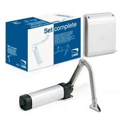 CAME FLEX привод калитки комплект (створка до 150кг до 1,6м)
