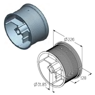 CD032N-5 / 4 барабан