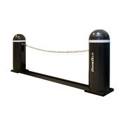 Chain-barrier15-base Комплект цепного шлагбаума /15,5 метров/