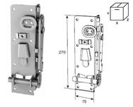 Устройство безопасности DH25240 троса для 3 и 4мм