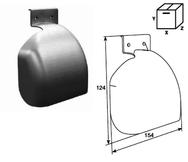 Комплект кожухов DH2545 защитных для устройств защиты от обрыва троса