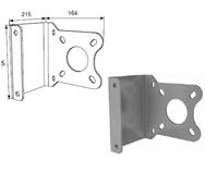 Кронштейн для крепления вального привода уменьшенный для выносного монтажа DHK-06