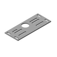 Пластина площадки для привода DHS1101