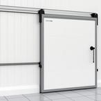 Двери откатные для холодных помещений