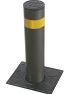 Боллард  O&O EASY 115/500 эл. мех, d=115 mm, h=500mm