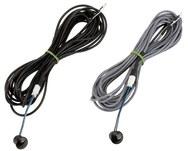 Миниатюрные фотоэлементы FAAC XFA (фотопередатчик + фотоприемник) для врезного монтажа