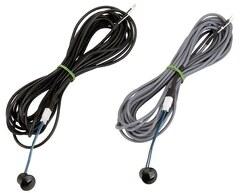105127 Миниатюрные фотоэлементы FAAC XFA (фотопередатчик + фотоприемник) для врезного монтажа