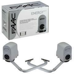 FAAC 391 привод комплект (створка ширина до 2.5м, 300кг)