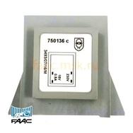 Трансформатор FAAC 7501365 для 746 и 844