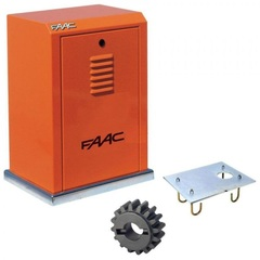 FAAC 884 MC 3PH привод промышленный (ворота до 3500кг)