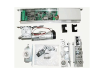 FAAC A1000 комплект привода для раздвижных дверей с двумя створками шириной до 1,5 м, весом до 70 кг каждая