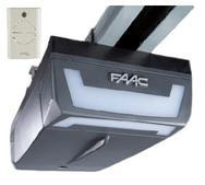 Привод FAAC D064 KIT комплект c пультом (для ворот до 9 кв.м.)