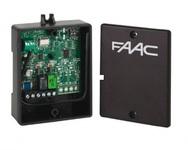 Приемник FAAC XR2 433 внешний