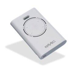 FAAC XT4 868 SLH LR  пульт 4-х канальный белый