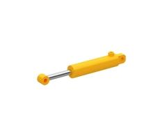 HFR1250600-CLR Цилиндр гидравлический 50/40/25/600// Ral1018(краска)// Ral7040(грунт)