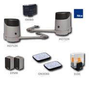 NICE HOPPBDKCE привод  комплект (створка до 2.4м 250кг)