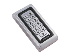 Антивандальная кодовая клавиатура Keycode со встроенным считывателем карт
