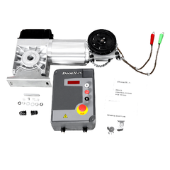 Shaft-500KIT Комплект привода для рольворот до 500кг