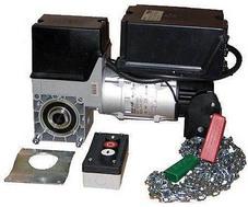 Привод GFA SE 5.24 - 25,4 SK комплект (полотно до 25кв.м, 380В)