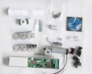 Модуль двигателя A100 с комплектом крепежа для одной створки (FAAC)
