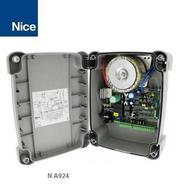 Блок управления NICE A924 (для SO 2000, SO 2010, SU 2000V, SU 2000VV)