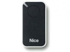 NICE INTI1 пульт ДУ 1канал, динамический код, черный