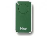 NICE INTI1G пульт ДУ 1 канал, динамический код, зеленый