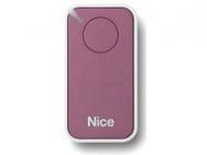 NICE INTI1L пульт ДУ 1 канал, динамический код, лиловый