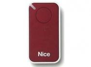 NICE INTI1R пульт ДУ 1 канал, динамический код, красный