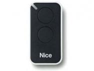 NICE INTI2 пульт ДУ 2канала, динамический код, черный