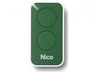 NICE INTI2G пульт ДУ 2 канала, динамический код, зеленый