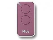 NICE INTI2L пульт ДУ 2 канала, динамический код, лиловый