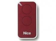NICE INTI2R пульт ДУ 2 канала, динамический код, красный